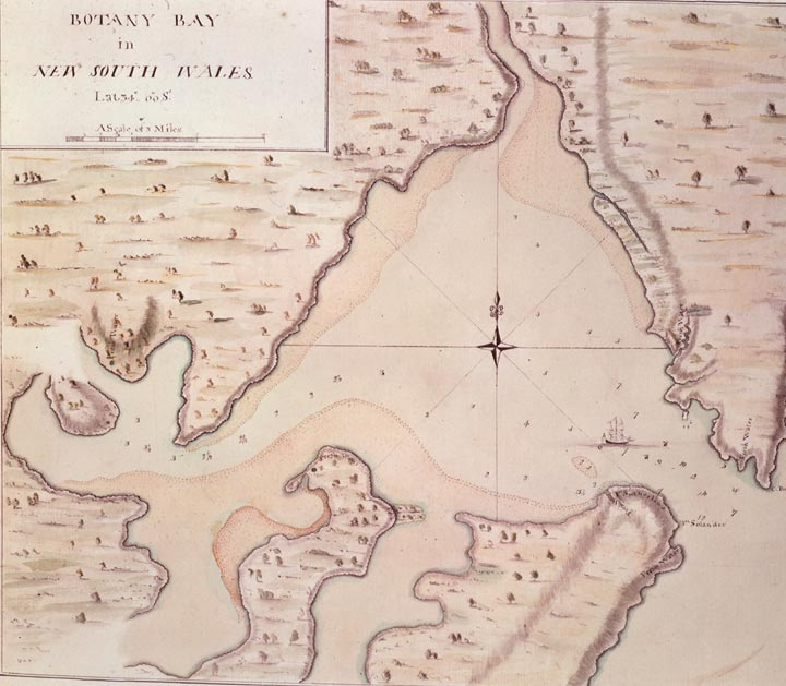 a geography of botany bay Geography, the science of place,  what are the erosional and depositional features located at botany bay and by hectors river jamaica caused by wave action.